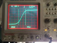 Tektronix 2465 300mhz 4ch Portable Analog Oscilloscope Calibratedrefurbed Bin
