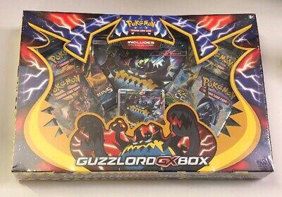 Pokemon Guzzlord Gx Box 820650803642