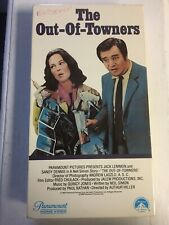 The Out-of-Towners (VHS, 1992)