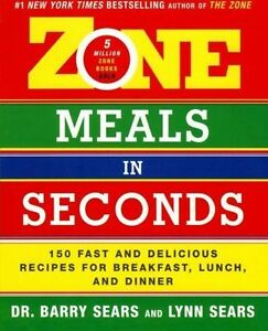 THE-ZONE-ZONE-MEALS-IN-SECONDS-BY-DR-BARRY-SEARS-CROSSFIT-GYM-NUTRITION-MMA