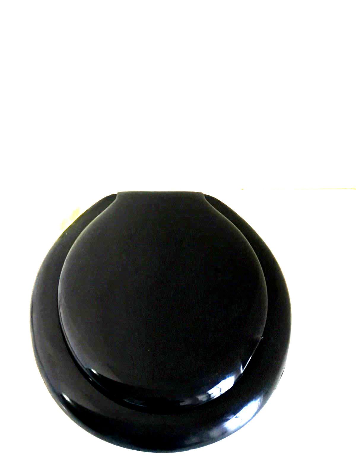 Diaqua 31170080 Sedile Copri-Wc Nero
