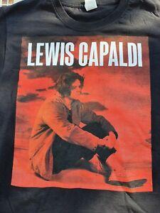 Lewis-Capaldi-2020-Tour-Shirt-Small