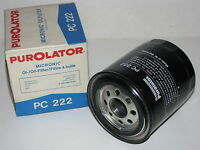 Ölfilter Purolator PC 222 für IHC 3 136 046 R 93