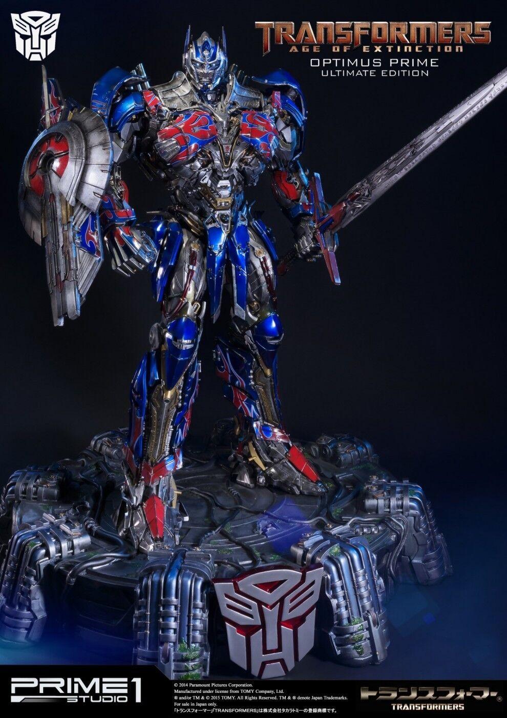Transformers Prime 1 Studio Extractor Prime perdido edad Exclusivo Ver. MIB mmtfm - 08EX