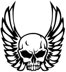 Aufkleber-Skull-mit-Fluegel-Auto-Motorrad-Oldschool-Kult-Reto-60X75cm