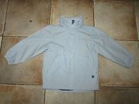 Boys Zara Hooded Blue Showerproof Jacket / Coat 5 Yrs (Only worn a few times)