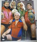 Ric Flair Arn Anderson + 4 Four Horsemen Signed 16x20 Photo PSA/DNA WWE NWA WCW