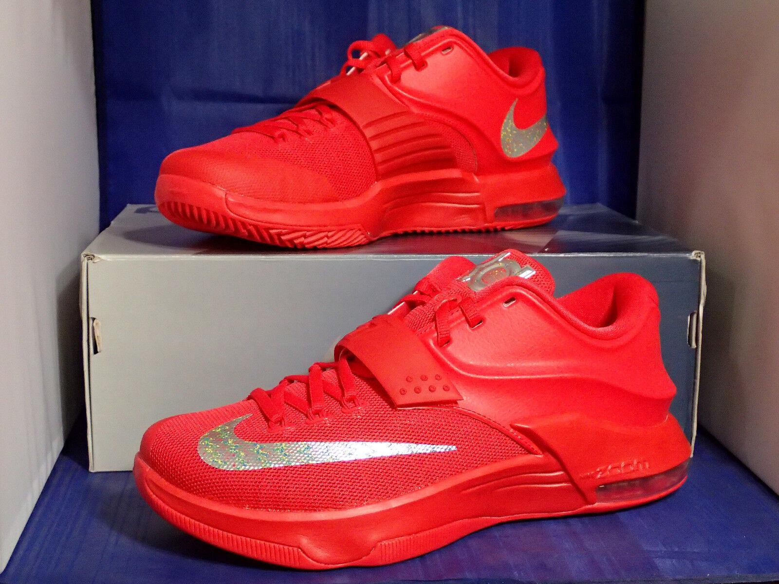 Nike kd vii 7 global spiele roter oktober 8 kevin durant sz - 8 oktober (653996-660) 78437d