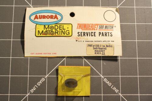 AURORA MODEL MOTORING  SERVICE PARTS MAGNET 8303-25