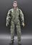 1//6 US Soldier Special Forces Pilot Jumpsuit Soldiers Clothes Fit 12/'/' Figure