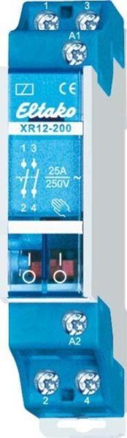 Eltako Installationsschütz 2S 25A XR12-200-230V