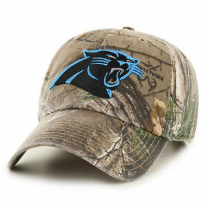 Image is loading Carolina-Panthers-47-Brand-Clean-Up-Hat-Adjustable- 18825584e