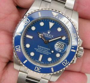 Rolex-Submariner-116619-White-Gold-Blue-Ceramic-Bezel-40mm-Blue-Dial-Oyster