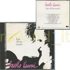 """ORNELLA VANONI """"IL GIRO DEL MONDO"""" RARO CD 1989 PRIMA ED NO BARCODE"""