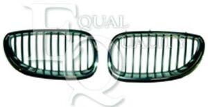 G0285-EQUAL-QUALITY-Griglia-radiatore-anteriore-Dx-BMW-5-E60-520-i-170-hp-125