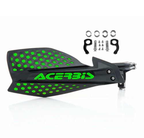 Acerbis Handguards Enduro MX Handprotektoren X-Ultimate schwarz grün