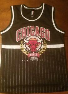official photos 61fc1 d4fdc Details about Chicago Bulls Tank Top Michael Jordan Jersey Bulls NBA (Size:  Small)