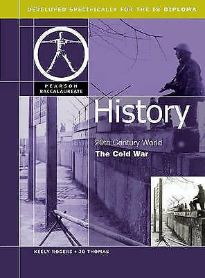 1 of 1 - History 20th Century: The Cold War (Pearson IB)