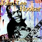 Don't Look Back [Blue Label] [Digipak] by John Lee Hooker (CD, Mar-2004, Snapper)