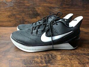 03533b93c1e6 Brand New Nike Kobe A.D. GS Size 7Y Black White Basketball Shoes ...