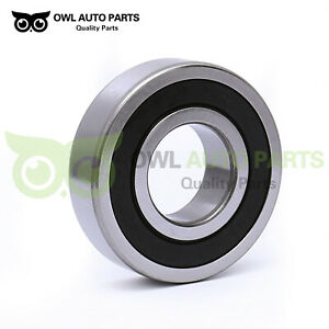 6307-2RS 35x80x21 Sealed 35mm//80mm//21mm 6307RS Deep Groove Radial Ball Bearings
