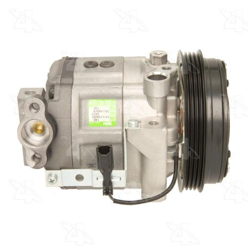 A//C Compressor-New Compressor fits 03-07 Subaru Forester 2.5L-H4