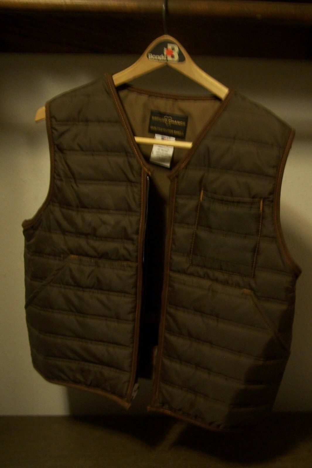 Second Chance quilted shell vest carrier        updated information 10 11 187  cheapest price