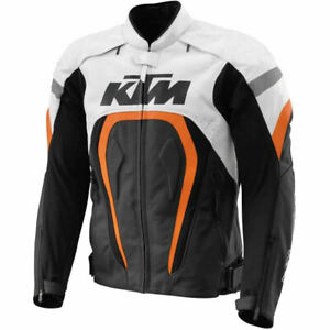 Motogp Racing Biker Motorbike Leather Jacket Motorcycle Leather Jackets CE