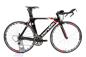 2012-Cervelo-P2-Carbon-Fiber-TT-Tri-Bike-Medium-51-cm-Shimano-Ultegra-20-Speed