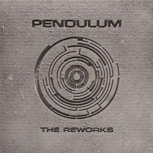 PENDULUM THE REWORKS CD (Released June 29th 2018)
