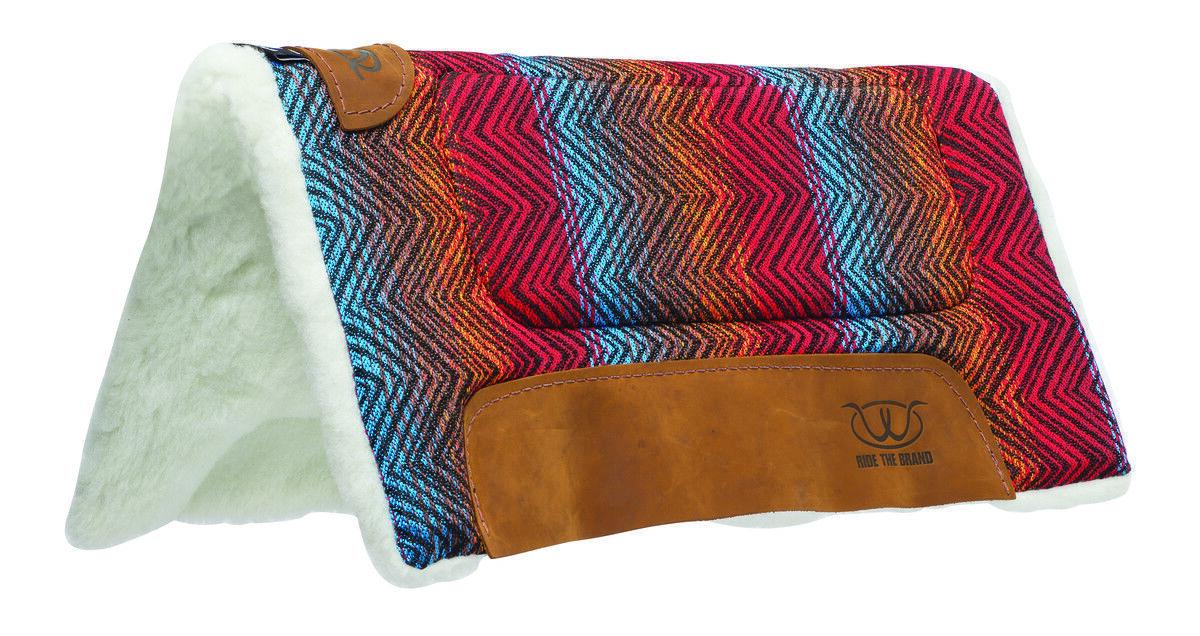 Weaver Leather All Purpose Pony Saddle Pad, 35-9306, 22  X 23