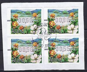 Ehrlich Aland Gestempelt 2005 Atm Auf Papier Minr 16 4 Werte Auf Papier Erfrischung Diverse Philatelie Briefmarken