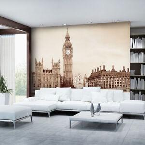 Details zu Fototapete Vlies London- Tapete Tapeten Fototapeten Fürs  Wohnzimmer FDB47