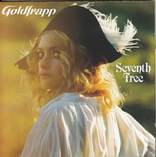 1 of 1 - GOLDFRAPP Seventh Tree CD