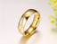 Coppia-Fedi-Fede-Fedine-Anello-Anelli-Oro-Fidanzamento-Nuziali-Cristallo-Acciaio miniatura 6
