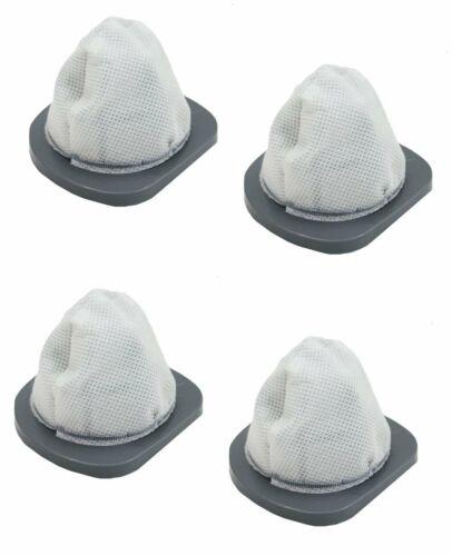 203-7423 38B1 Stick Vac Vacuum Primary Filter Generic 4pk Bissell 2037423