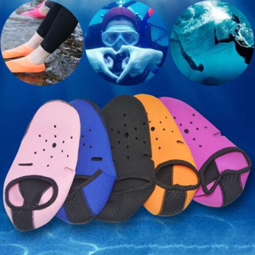 3mm neoprene diving surfing swimming socks water sports snorkeling FJJ