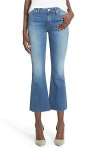 Jeans Sz Hudson Crare Hem Hem Mia 26x26 Cropped T8wRFq
