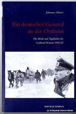 Ein deutscher General an der Ostfront v. Johannes Hürter 3897023075