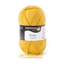BRAVO von Schachenmayr - GOLD (08337) - 50 g / ca. 133 m Wolle