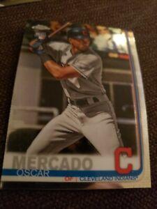 2019-Topps-Chrome-Update-Oscar-Mercado-RC-40-Cleveland-Indians