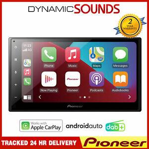 "Pioneer SPH-DA160DAB 6.8"" Screen CarPlay Android Auto DAB+ Bluetooth Stereo"