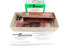 Bowser 5535 40' Round Roof DD Boxcar Sal Route of Courteous Service 11978 NIOB