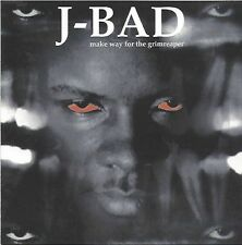 J-BAD / MAKE WAY FOR THE GRIMREAPER *  NEW CD * NEU *