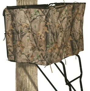 MUDDY Big Game Deluxe Universal Blind Kit Hunting Stand Blind CA100 EPIC CAMO-