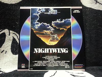 2019 Mode Nightwing Laserdisc Ld Nick Mancuso Gratis Versand $30 Orders