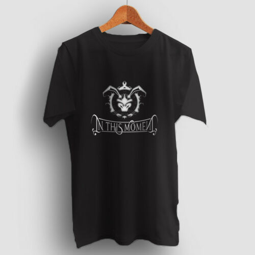 IN THIS MOMENT Band American T-Shirt Cotton New