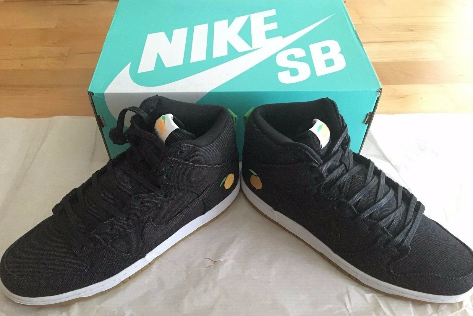 Nike SB Dunk Hi x Momofuku New shoes for men and women, limited time discount