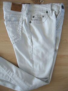 Super Pants Halle Religion Jeans 26 Skinny Denim Ladies True Nuovo Gr etichetta con t0qpfwTxt
