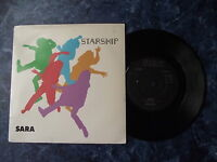"Starship - Sara. 7"" vinyl single (7v1199)"